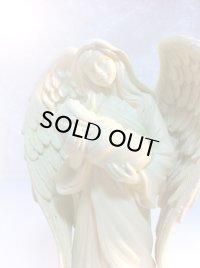 天使の置物M(天使の子守)