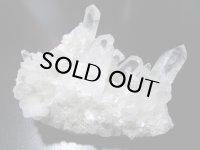 タプリジュン産水晶クラスター(E)☆5880円→4116円(30%OFF価格☆)