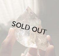 氷のように美しいマニカラン/パールバティーヒマラヤ産水晶(B)