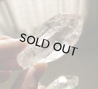 氷のように美しいマニカラン/パールバティーヒマラヤ産水晶(F)