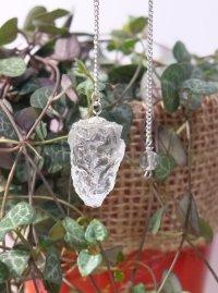ペンデュラムハンマーロックカット ヒマラヤ水晶