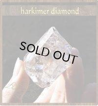 希望の種・ハーキマーダイヤモンド(特大)◇