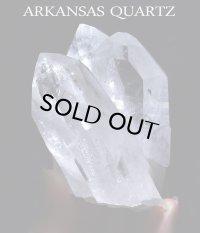 高品質アーカンソー産水晶◇(D')
