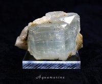 高品質アクアマリン原石◇58.12g