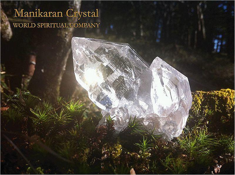 マニカラン産水晶